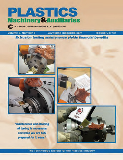 Care and Cleaning of Extrusion Tooling Machines